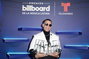 Latin Billboard: Bad Bunny y Daddy Yankee, los grandes ganadores de la noche
