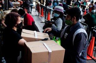 Estados Unidos: descienden las peticiones de subsidio por desempleo