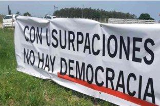 Córdoba: productores agropecuarios repudiaron las usurpaciones de predios rurales