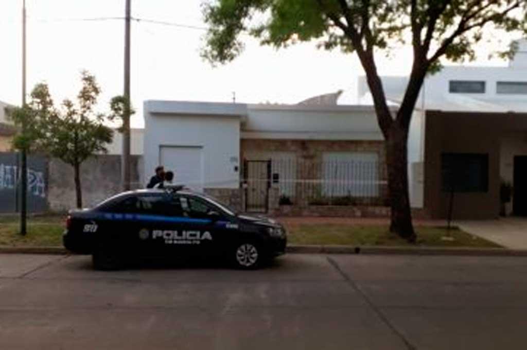 Investigan la muerte de una mujer en Rafaela -  -