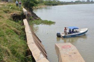 Está en marcha el proyecto licitatorio para obras en el terraplén Garello, en San José del Rincón -  -