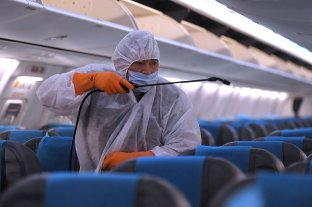 Reportan 438 muertes y 16.325 nuevos contagios en Argentina -  -