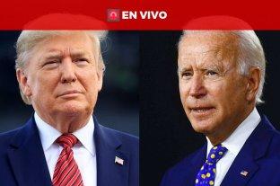 Trump y Biden se enfrentan en el último debate previo a las elecciones