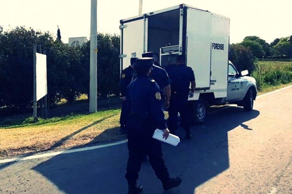 Investigan la muerte de una enfermera en Paraná -  -
