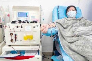 """Estudio indio afirma que el tratamiento con plasma tiene """"eficacia limitada"""" contra el coronavirus"""