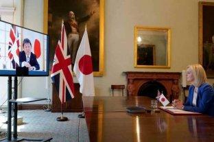 Japón y el Reino Unido firman acuerdo de libre comercio