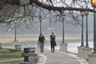 Viernes con probabilidad de lluvias en la ciudad de Santa Fe