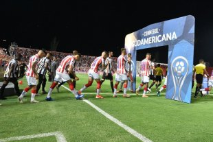 Copa Sudamericana: Unión enfrentará a Emelec de Ecuador la próxima semana -