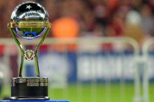Sorteo de la Sudamericana: a qué hora y por dónde verlo en vivo