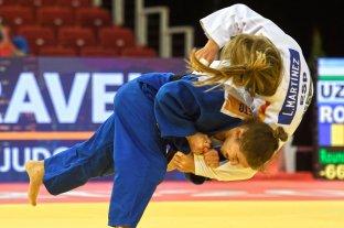 Paula Pareto se metió en la semifinal del Grand Slam de Budapest