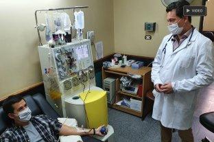 En primera persona: donar plasma, la acción solidaria que puede salvar tres vidas -  -