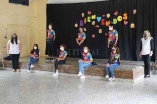 Escuelas del centro-norte santafesino retomaron las clases presenciales
