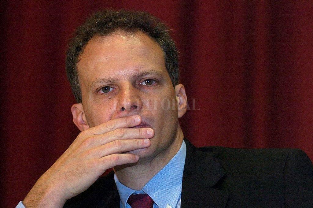 Alejandro Werner, director del Departamento Hemisferio Occidental del FMI. Crédito: Archivo El Litoral