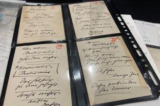 A pesar de la protesta de organizaciones judías, subastaron manuscritos de Adolf Hitler