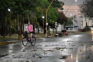 Sábado de alertas y probables lluvias en la ciudad