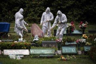 Alemania superó los 10.000 muertos por el coronavirus