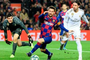 Barcelona y Real Madrid se miden en una nueva edición del clásico