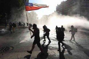 Nuevos disturbios en Chile a pocas horas del plebiscito constitucional