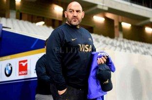 Mario Ledesma duda sobre el futuro deportivo de Los Pumas