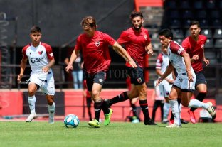 Colón perdió ante Newell