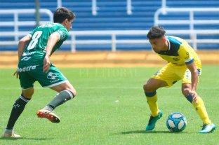 Rosario Central perdió un amistoso con Sarmiento de Junín