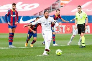 Real Madrid se quedó con una nueva edición del clásico ante Barcelona
