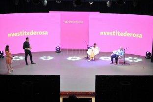 Vestite de Rosa en modalidad online