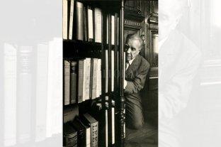 Una novela de Borges