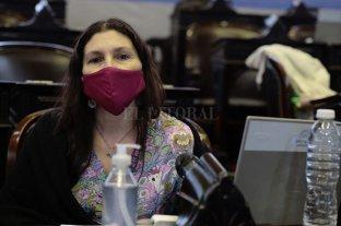 """La diputada Mónica Macha aseguró que la legalización del aborto """"no tendrá un tratamiento express"""" en el Congreso"""