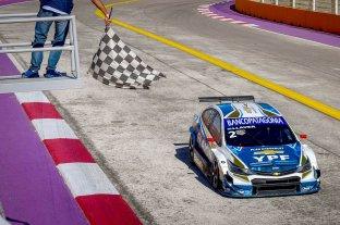 Llaver ganó la primera carrera del Súper TC2000 en el Cabalén