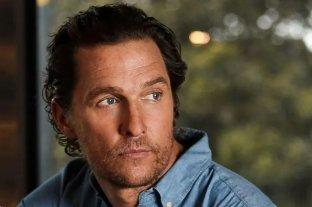 """Matthew McConaughey: """"Un hombre abusó de mí en una camioneta"""""""