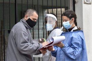 Casi 12.000 nuevos casos de coronavirus se reportaron este sábado en todo el país -  -