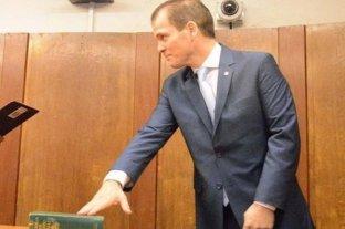 Coronavirus en Venado Tuerto: internaron  al juez federal Aurelio Cuello Murúa