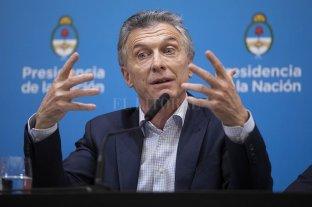 """""""Basta con que rasques un poco y aparecen testaferros"""", afirma Mariano Macri sobre su hermano Mauricio -  -"""