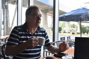 """Claudio Chena: """"Que Pizzi me haya dicho que yo era su ídolo en Colón, no tiene precio"""""""