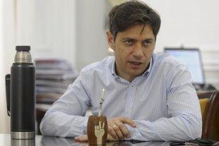 """Kicillof: """"La mayoría de los barrios privados y countries son prácticamente ocupaciones de tierra"""" -"""
