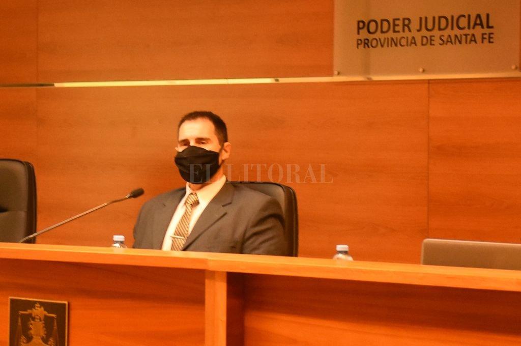 La medida cautelar fue dictada este sábado por el juez penal José Luis García Troiano. Crédito: Archivo El Litoral