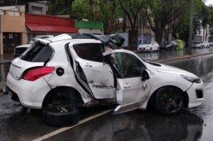 Accidente fatal en Rosario: Falleció una joven de 22 años