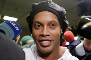 Ronaldinho dio positivo en coronavirus -  -