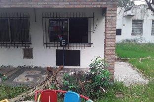 Ladrones en el jardín