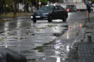 Santa Fe sigue bajo alerta por tormentas fuertes  -  -