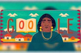 Google rinde homenaje a Dolores Cacuango, activista ecuatoriana por los derechos de los pueblos indígenas