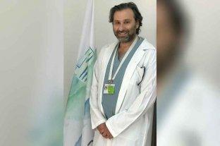 """Alejandro Roisentul: """"En tiempos de guerra y de paz el destino de los servidores de salud es curar"""""""