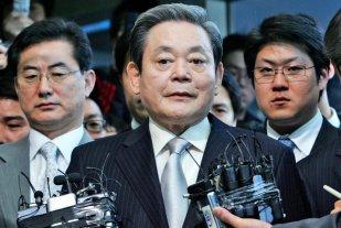 Falleció Lee Kun-hee, presidente de Samsung
