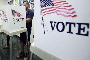Estados Unidos: el voto anticipado ya superó al de 2016
