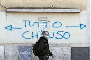 Italia estrena nuevas medidas contra el coronavirus
