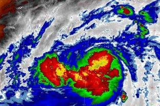 La tormenta tropical Zeta se convertiría en huracán antes de impactar en la península de Yucatán