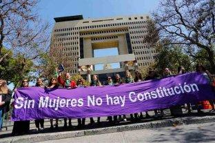 El feminismo hace historia en Chile: la Convención Constitucional será 100% paritaria