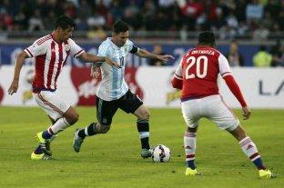 Eliminatorias: la Selección conoce los horarios para jugar ante Paraguay y Perú -  -