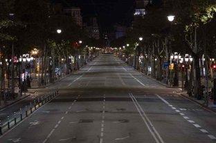 España vivió la primera noche de toque de queda por coronavirus